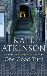 One Good Turn_ Jackson Brodie _ A Jolly Murder Mystery_ Amazon.co.uk_ Kate Atkinson_ Books